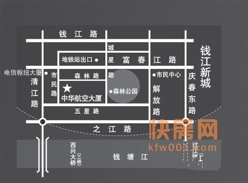 中华钱塘航空大厦