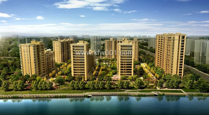 2011龙湾鸟瞰日景