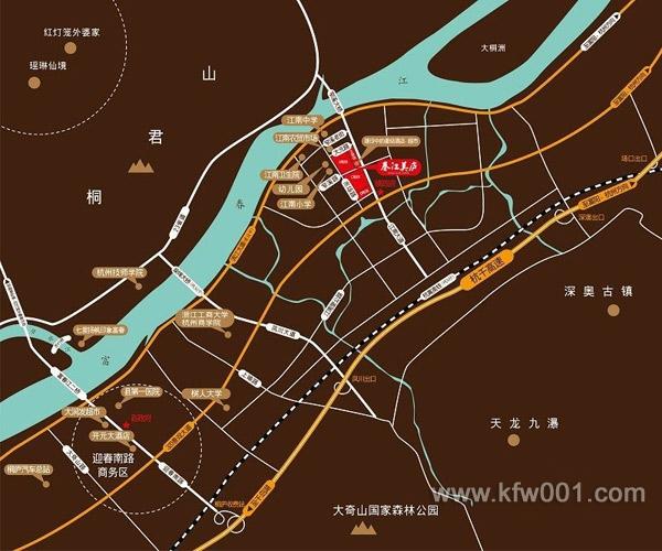 户型】 开盘时间:2012年11月                 物业公司:富阳银泰物业