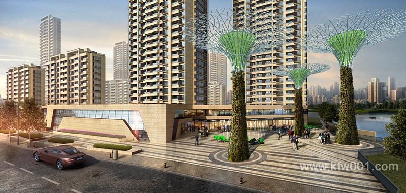 未来树广场